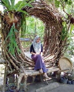 Wisata Sungai Sejuta Desa Jambu Kediri