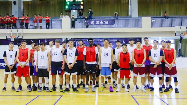 彰化青年籃球隊球員甄選 謝典林打造籃球夢想搖籃