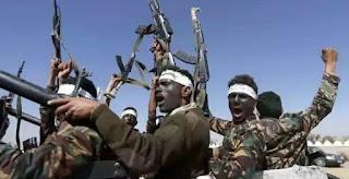 Pemberontak Syiah Houtsi Tewaskan Puluhan Tentara Sudan di Yaman