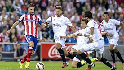 مشاهدة مباراة أتلتيكو مدريد وإشبيلية