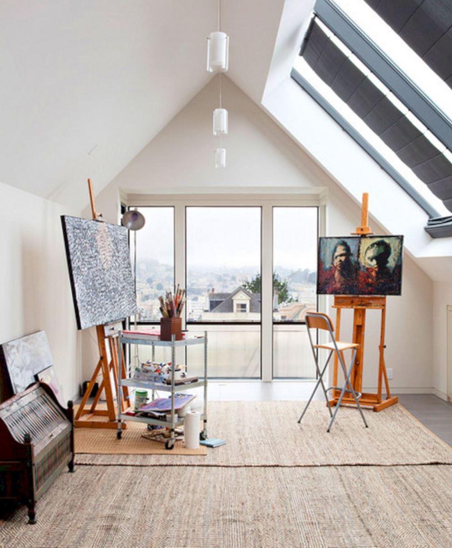 Stunning Art Studio Design Ideas for Small Spaces
