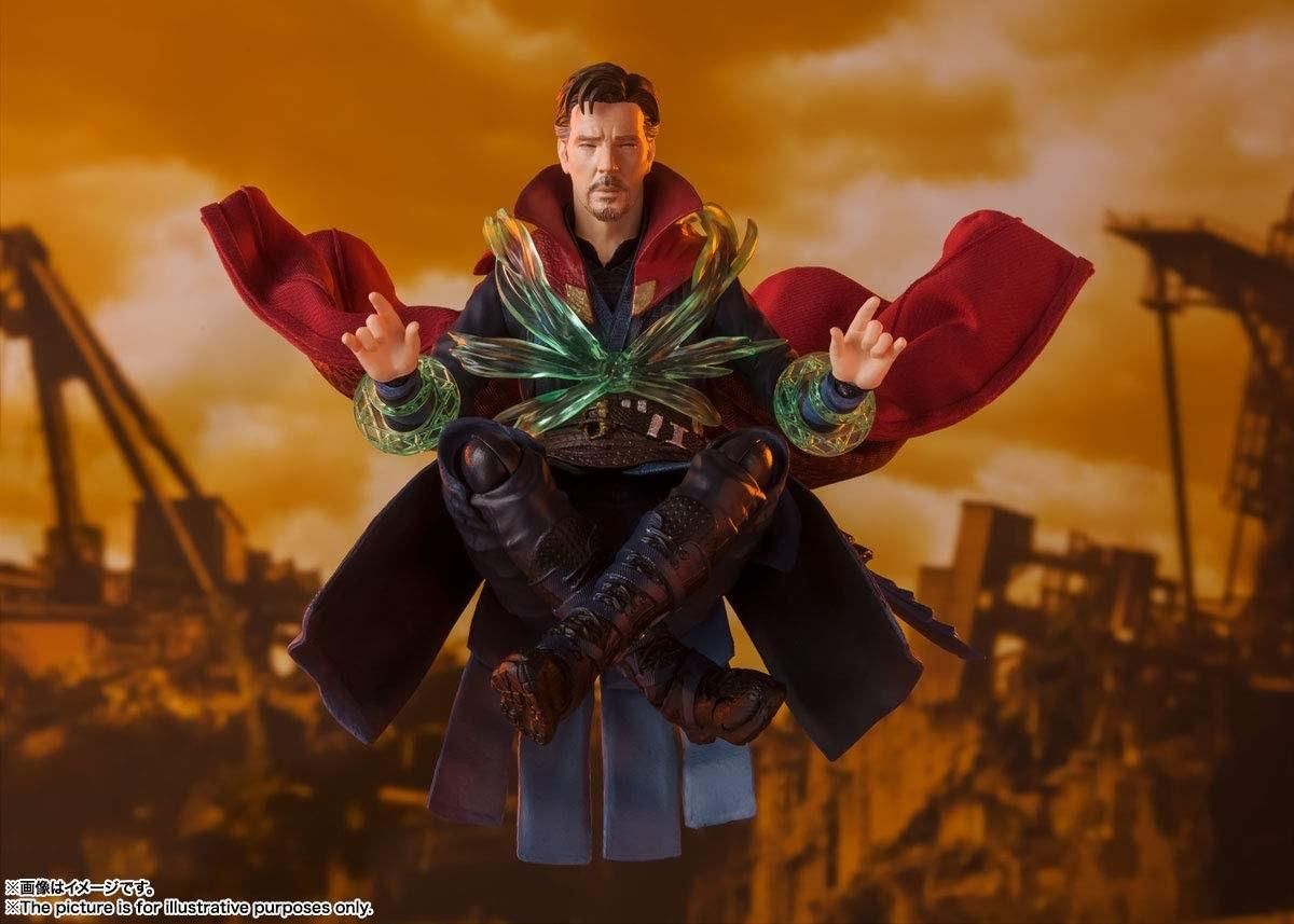Doctor Strange :「アベンジャーズ : インフィニティ・ウォー」のドクター・ストレンジ、ベネディクト・カンバーバッチのフィギュアが来年2021年1月31日発売‼️