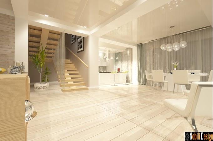 Amenajari interioare case Bucuresti - Design interior apartamente