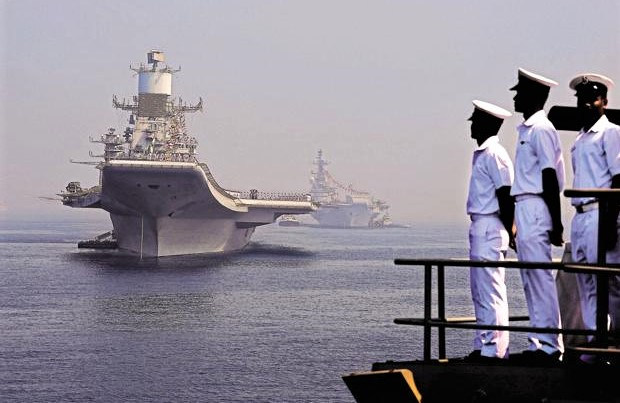 Navy Day in India