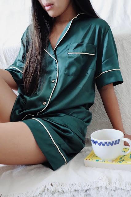 Cozy pyjamas by Identity Lingerie