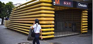 Cierran estaciones del Metro por fallas eléctricas