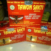 Khasiat Tawon Sakti