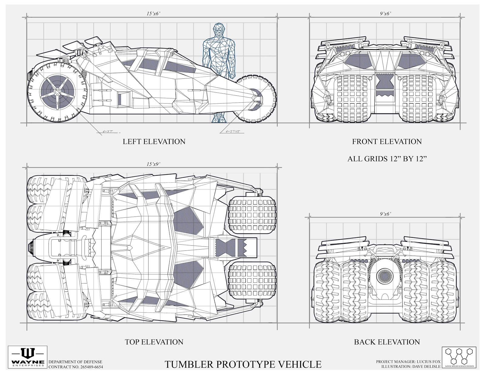 Five Amazing Batmobile Concept Designs Film Sketchr