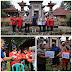 Bersepeda ke Karya Mulya, Kapolres Sambangi Pure Jagad Nata Udiyana Sari