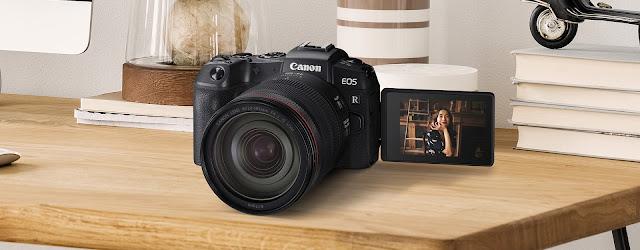Canon EOS RP 使用心得 - YouTuber Vlog