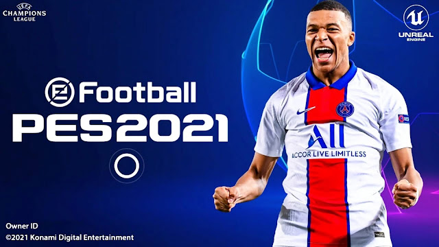 PES 2021 Mobile 5.3.0 Best Patch UEFA Android | Best Patch of Champions League Last Update