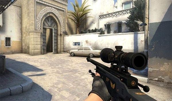 تحميل لعبة counter strike global offensive للكمبيوتر مع حل مشكل الاونلاين في csgo