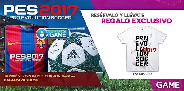 PES 2017 regresa para ofrecer el mejor fútbol