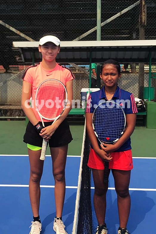 ITF J5 Jakarta: Mega dan Ari/Ali Tumbang, Gugun Belum Terbendung