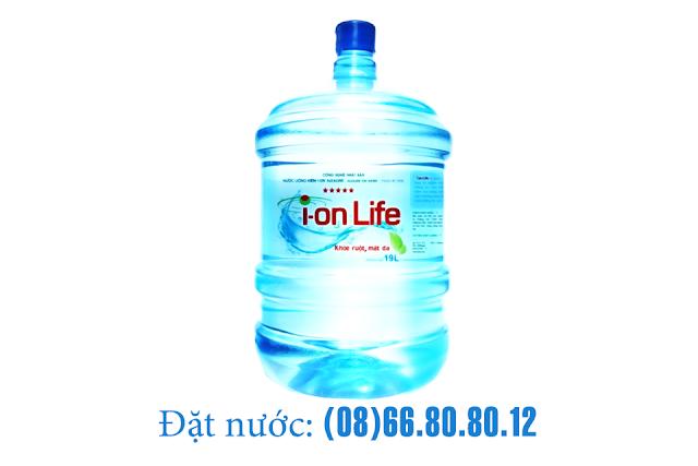 Nước I-on Life 19 lít