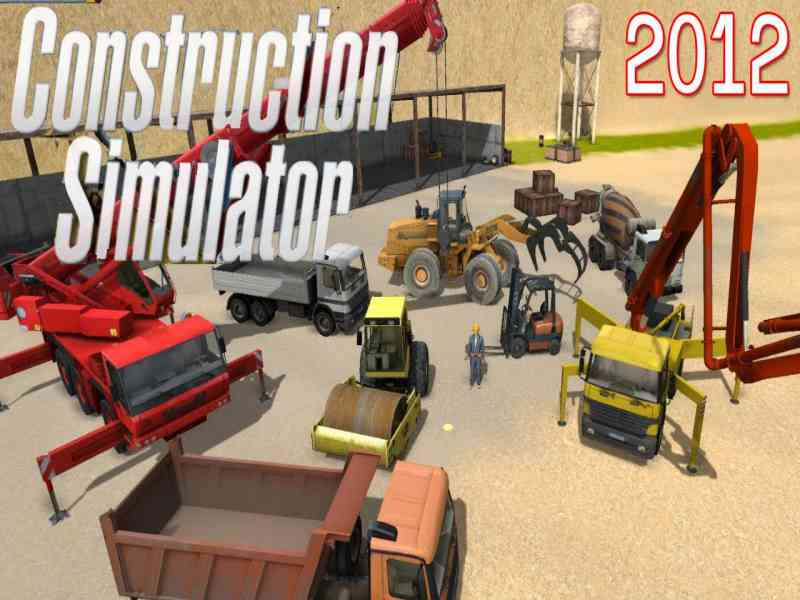 Construction Simulator Free Download PC Game