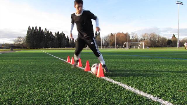 4 dicas para melhorar controle da bola no Futebol