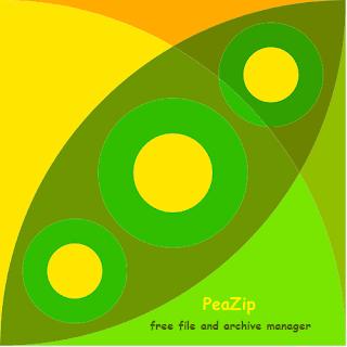 برنامج, PeaZip, لضغط, وفك, وتشفير, الملفات, اخر, اصدار
