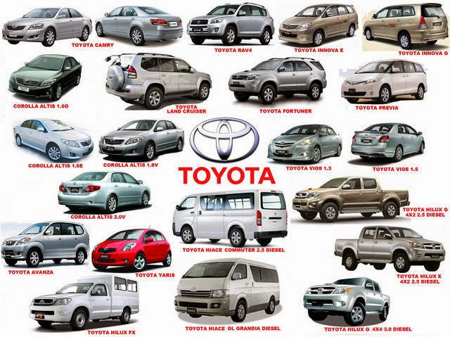 Top Car Brands Toyota Cars Best Dealers