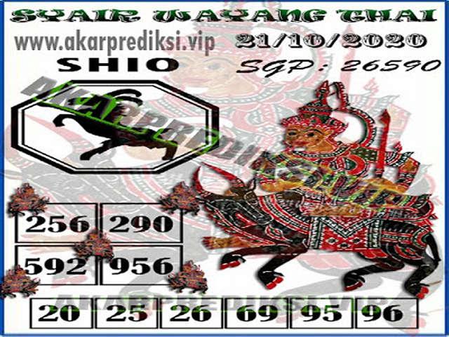 Kode syair Singapore Rabu 21 Oktober 2020 138