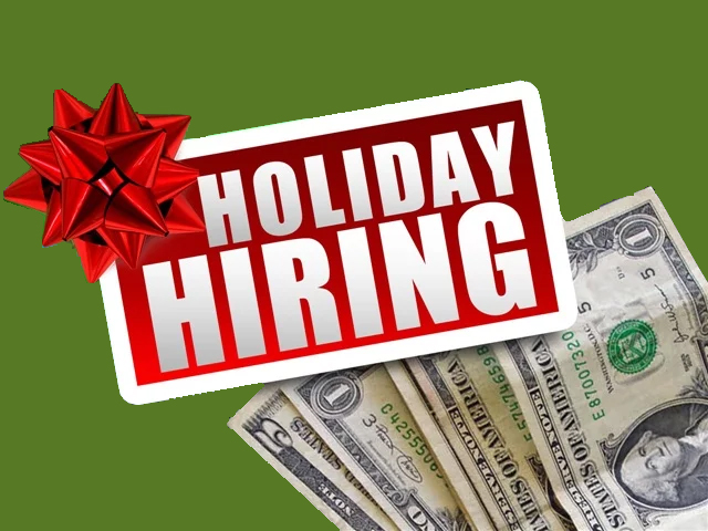 Here's Who is Hiring for the Holidays So Far This Year