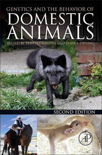 Genetics and the Behavior of Domestic Animals 2nd Edition