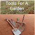 Agriculture: Tools You Need To Start Up A Small Farm/Garden