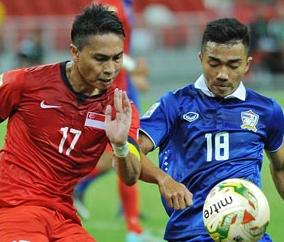 Trực tiếp Singapore vs Indonesia AFF CUP Ngày 25/11/2016