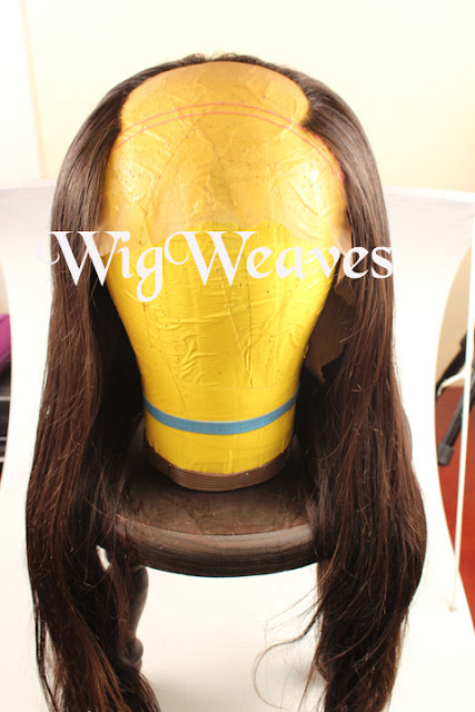 New Lace Front Wig I'm Working On