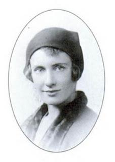 Anne Minnerly Barton (b. 1898-d. 1970; m. 1929 to 1932)
