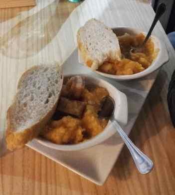 patatas revolconas en Ávila