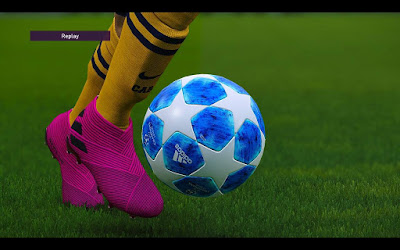 PES 2020 Sider 6 by Juce