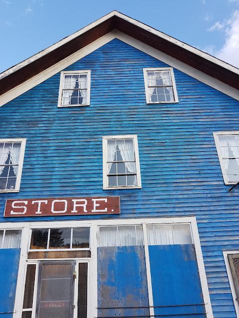 Silver Islet store near Thunder Bay, On