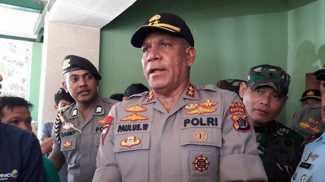 Kapolda: Tak Benar Ada Kelompok Jihad di Papua
