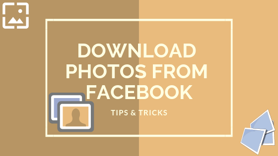 How Do I Download A Picture From Facebook<br/>