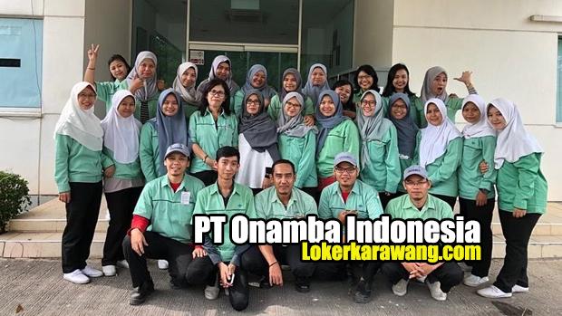 PT Onamba Indonesia Pabrik