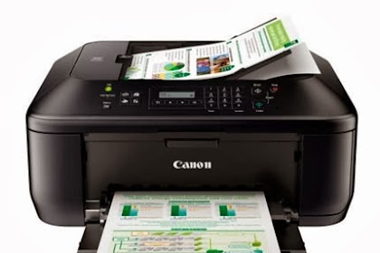 Cara Reset Printer Canon MX397