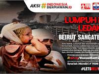 PUPB Akan Menggelar Aksi Solidaritas Turun Kejalan Untuk Melaksanakan Penggalangan Dana Paska Ledakan di Beirut, Lebanon