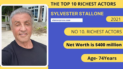 10 of 10 Richest Actors in the world