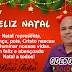 Mensagem de Natal de Odejones Barbosa