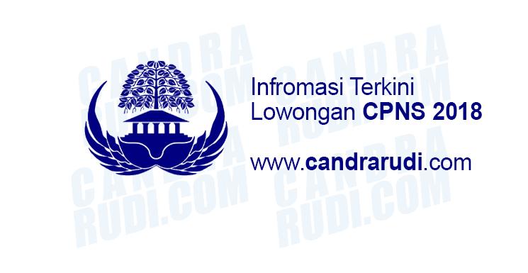 Lowongan Kerja CPNS 2018 Indonesia