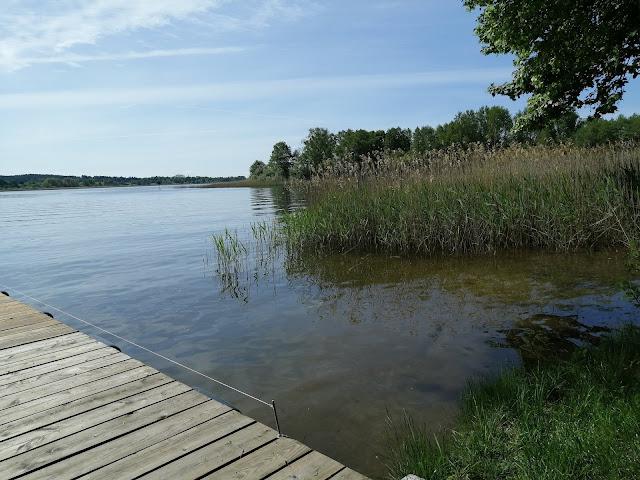 Unterwegs an der Mecklenburgischen Seenplatte