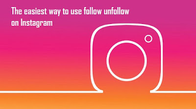 Follow dan Unfollow Profile Di Instagram