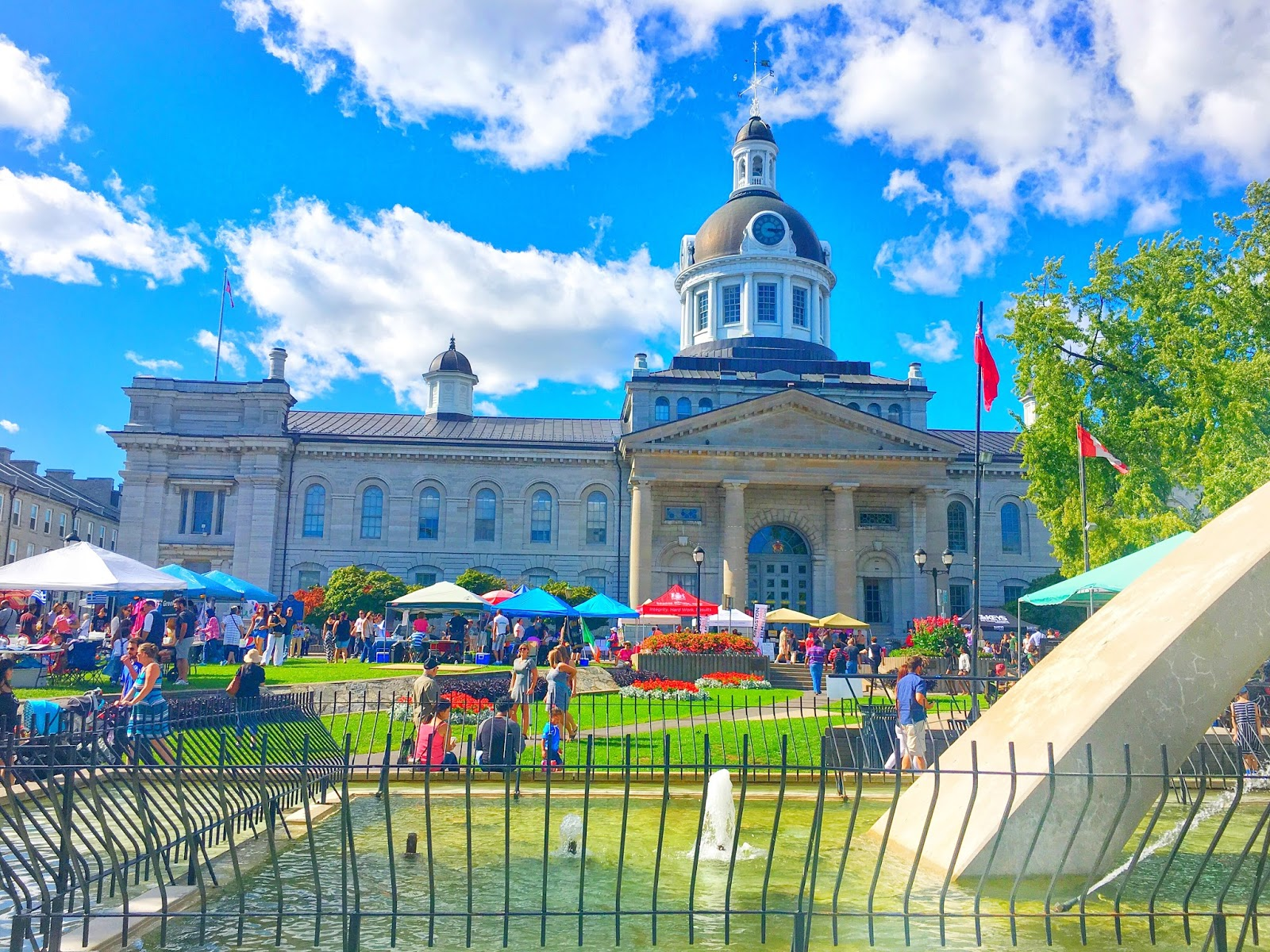 Perfect Weekend: Kingston Edition