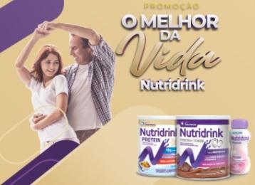 O Melhor da Vida Nutridrink Promoção 2021