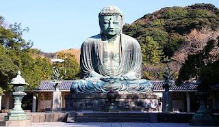 Il Buddha di Kamakura, simbolo dell'Antico Giappone