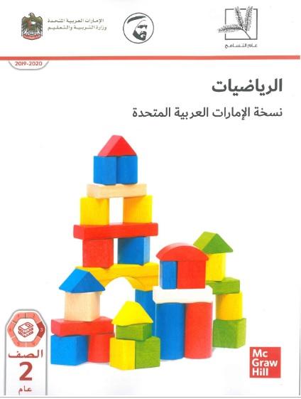 كتاب الرياضيات الطالب للصف السادس الفصل الدراسي الثاني