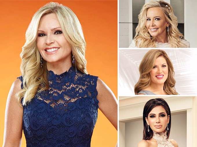 "Tamra Judge Slams RHOC Production Over Past Casting Choices And Praises Shannon Beador For Being ""Really Good"" For The Show! Plus Tamra Slams Emily Simpson For Being ""Dead Weight"" And Peggy Sulahian; Says ""Anyone You Have To Subtitle Should Not Be On The Show"""
