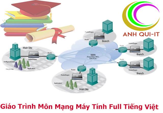 (Tài Liệu) Bộ Giáo Trình Môn Mạng Máy Tính Full Tiếng Việt