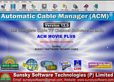 143e blogspot com: ACM/Channel Broadcasting Software/ Cable